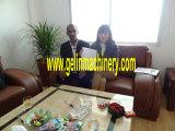 November16, 2012 Cameroon customer visiting