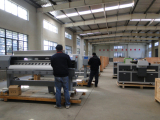 whole assemble machine process show