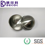 25mm 100mm Polished Stainless Steel Bath Bomb Moulds