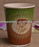 Fluting Paper Cup