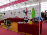 Our company joined Shenzhen Fair on April 25th, 2014