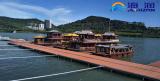 Sichuan Dongda new yacht marina project