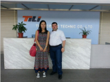 customer visit to TILI