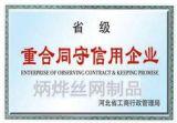 Company Honor For BingYe Company
