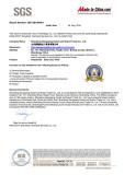 SGS Factory Report