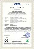 RoHS Certificate P2.1