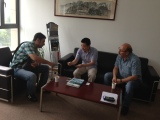 Turkey customer visit SJR company
