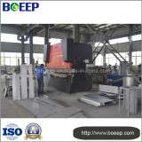 Raw material cutting and bending