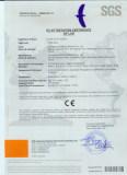 CE-FS high speed disperser-low voltage directive