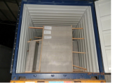 Load on container