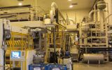 7-9 layer Water Cooling Co-extrusion blow production line