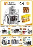 All products for preformed pouch packing machines