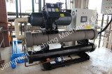 Chemical plant 30 HP screw water chiller
