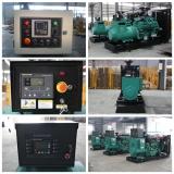open type diesel generator