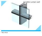 invisible curtain wall