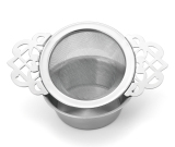 UK design flower mesh tea infuser