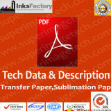 Specification of transfer paper,sublimation paper,photo papers,pvc cards