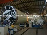 PP /HDPE spiral winding pipe equipment