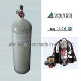 SCBA carbon fiber composite air tank