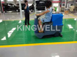 KINGWELL floor scrubber dryer in Singapore