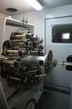 braid machine for hydraulic hose