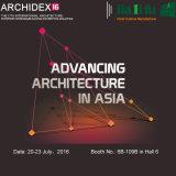 Archidex16, Malaysia, 2016