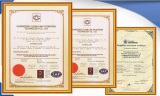 clean-link filtration certification ISO9001 SGS TUV