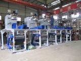 PP film blowing machine workshop