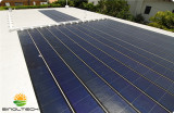Thin Film Flexible Solar Panel for Membrane Roofing
