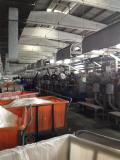 High temperature overflow dyeing machine