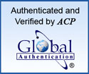 The Leading Supplier of Global Authentication
