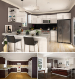 Canada London Townhouse Kitchens & Bathrooms Project