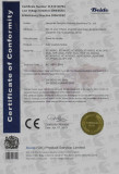 CE certificate of auto loader