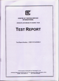 CTS TEST REPORT