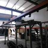 Coating Production Line Showroom