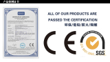 Chuangfang Leather Certificate