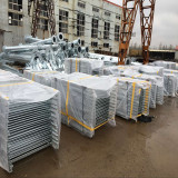 pedestrian barrier exported to USA