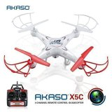 2.4GHz 6-Axis RC Quadcopter with HD Camera