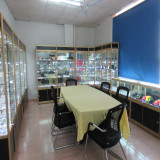 Our big sample room