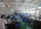 our factory work shop