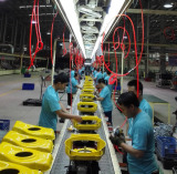 State Lawn Mower Assembly Line-2
