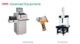 Advanced Equipment