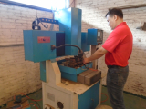 Edge milling