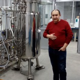 500 liters stainless steel fermenters in Russia