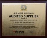 Auspoll SGS Certificate