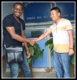 African Customer-Various-want buyer thanked DIXIN free and kind help