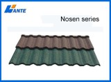 Good Building Materials Corrugated Sheet Stone Coated Roofing Tile
