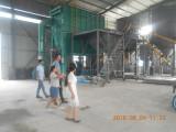 2016 Australian customer dry powder warehouse