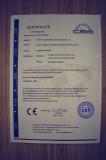 CE for LASER ENGRAVER