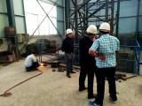 Pakistan Client Come to Visit Tavol Tower Cranes Factory